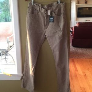 NWT Gap 1969 men's corduroy pants